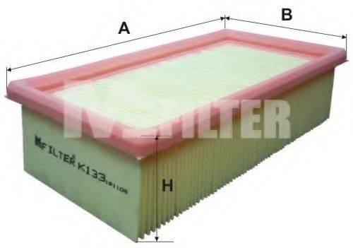 MFILTER K133 Воздушный фильтр