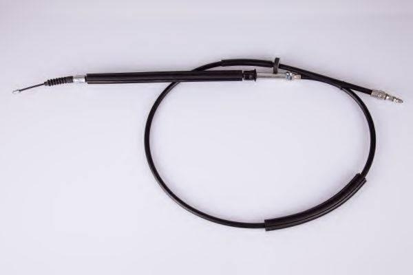 HELLA PAGID 8AS355670191 Трос, стояночная тормозная система