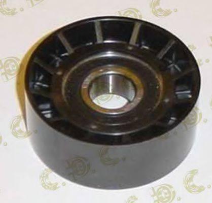 AUTOKIT 0380255 Паразитный / ведущий ролик, поликлиновой ремень