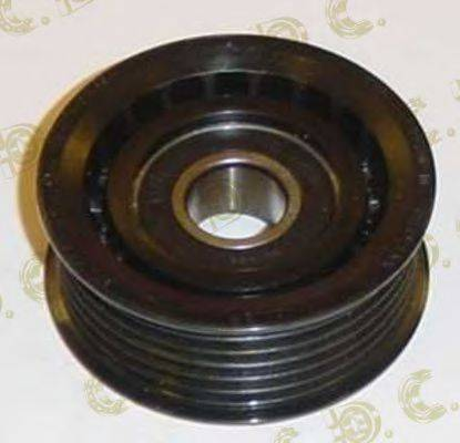 AUTOKIT 0380578 Паразитный / ведущий ролик, поликлиновой ремень