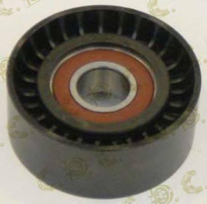 AUTOKIT 0380922 Паразитный / ведущий ролик, поликлиновой ремень