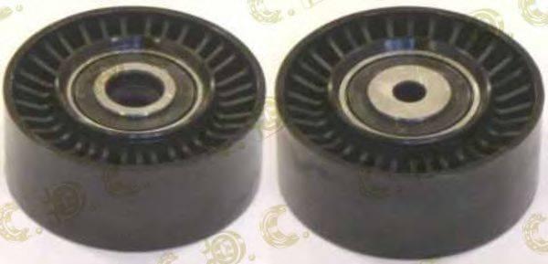 AUTOKIT 0381015 Паразитный / ведущий ролик, поликлиновой ремень