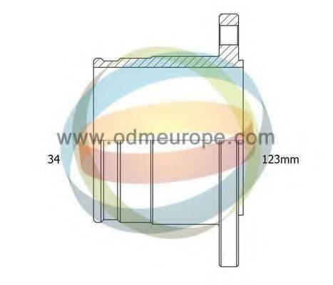 ODM-MULTIPARTS 14216074 Шарнирный комплект, приводной вал