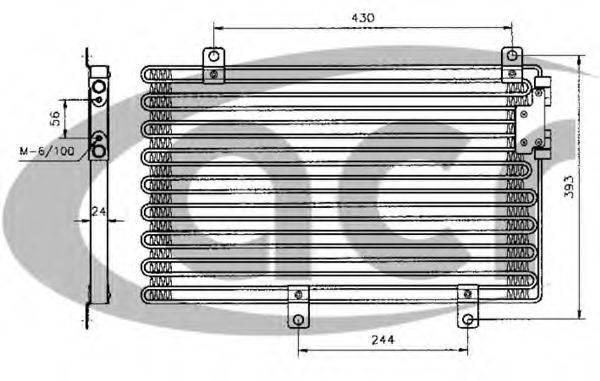 ACR 300119 Конденсатор, кондиционер