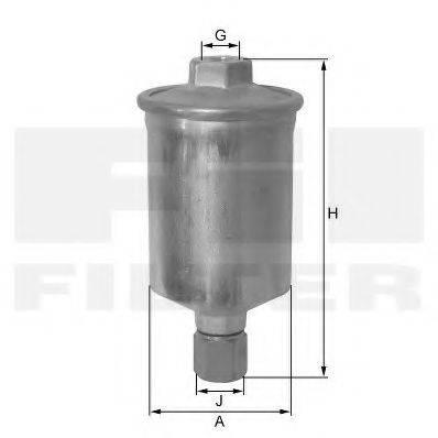 FIL FILTER ZP8024FL Топливный фильтр