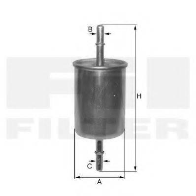 FIL FILTER ZP8003FM Топливный фильтр