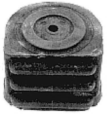 METALCAUCHO 00804 Подвеска, рычаг независимой подвески колеса