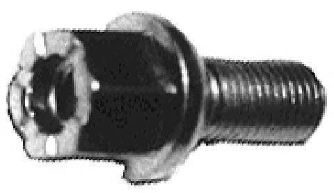 METALCAUCHO 00815 Болт для крепления колеса