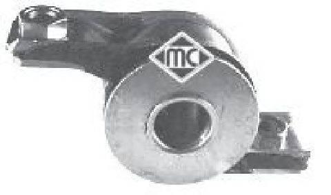 METALCAUCHO 02901 Кронштейн, подушки рычага