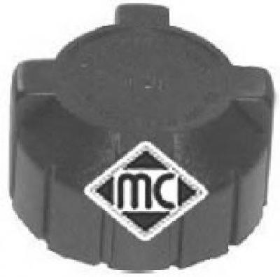 METALCAUCHO 03740 Крышка, резервуар охлаждающей жидкости