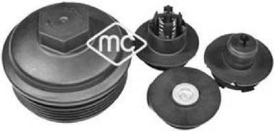 METALCAUCHO 03841 Крышка, корпус маслянного фильтра