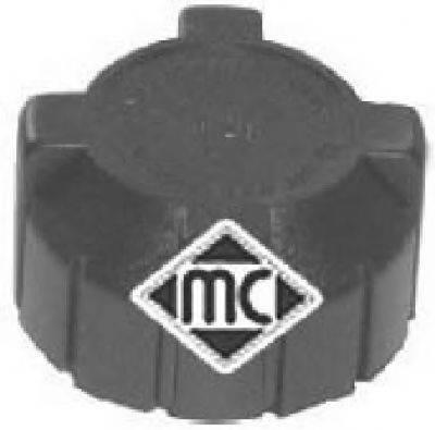 METALCAUCHO 03848 Крышка, резервуар охлаждающей жидкости