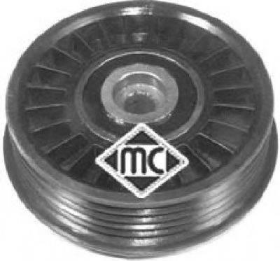 METALCAUCHO 04769 Паразитный / ведущий ролик, поликлиновой ремень