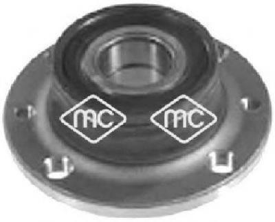 METALCAUCHO 90116 Ступица колеса