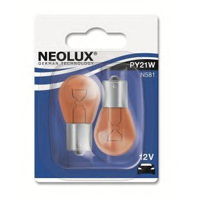 NEOLUX® N58102B Лампа накаливания, фонарь указателя поворота; Лампа накаливания, фонарь сигнала торможения; Лампа накаливания, фара заднего хода; Лампа накаливания, стояночный / габаритный огонь; Лампа накаливания, фонарь указателя поворота; Лампа накаливания, фонарь сигнала торможения; Лампа накаливания, стояночный / габаритный огонь; Лампа накаливания, фара заднего хода