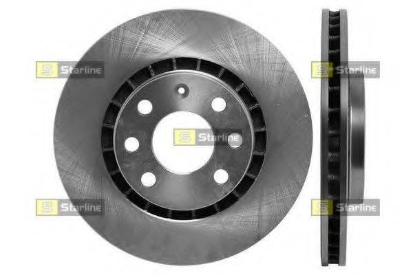 STARLINE PB2006 Тормозной диск