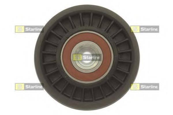 STARLINE RSB15510 Паразитный / ведущий ролик, поликлиновой ремень