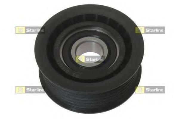 STARLINE RSB16010 Паразитный / ведущий ролик, поликлиновой ремень