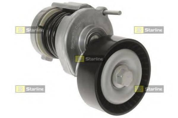 STARLINE RSD16410 Натяжная планка, поликлиновой ремень