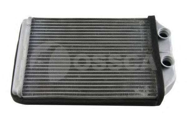 OSSCA 11364 Теплообменник, отопление салона