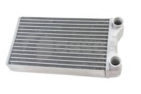 OSSCA 13055 Теплообменник, отопление салона