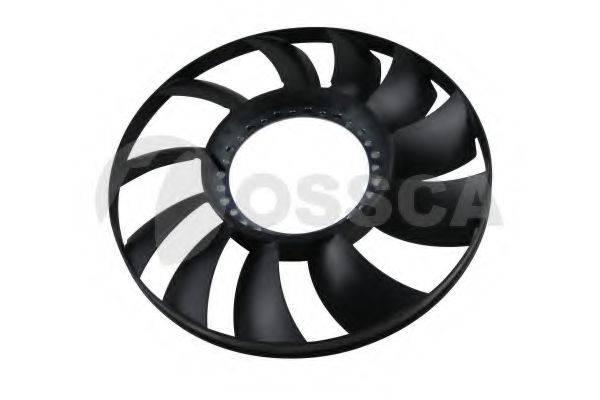 OSSCA 12028 Крыльчатка вентилятора, охлаждение двигателя