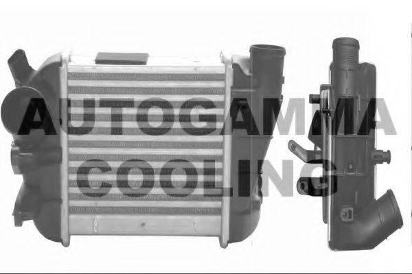 AUTOGAMMA 103770 Интеркулер