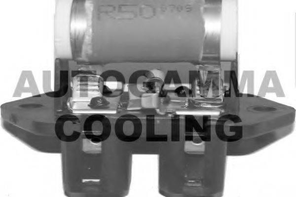 AUTOGAMMA GA15503 Дополнительный резистор, электромотор - вентилятор радиатора
