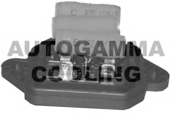AUTOGAMMA GA15515 Сопротивление, вентилятор салона