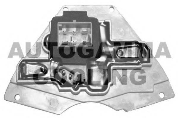 AUTOGAMMA GA15708 Сопротивление, вентилятор салона