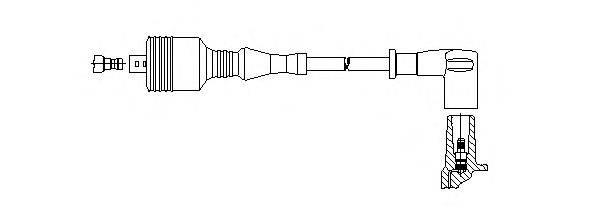 BREMI 67952 Провод зажигания