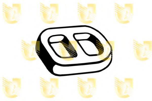 UNIGOM 165024 Резиновые полоски, система выпуска