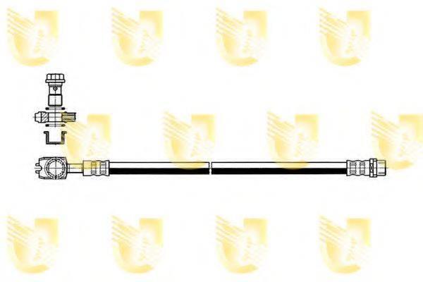 UNIGOM 377796 Тормозной шланг