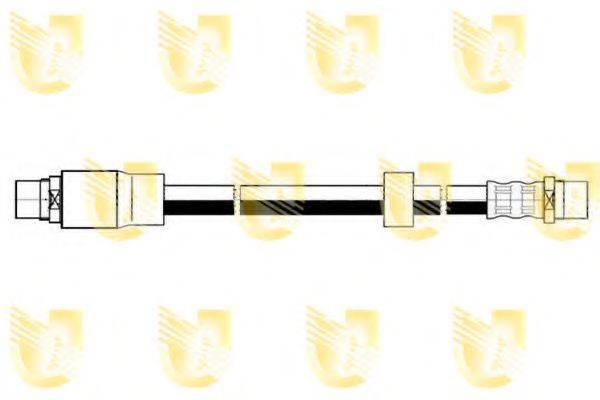 UNIGOM 378163 Тормозной шланг