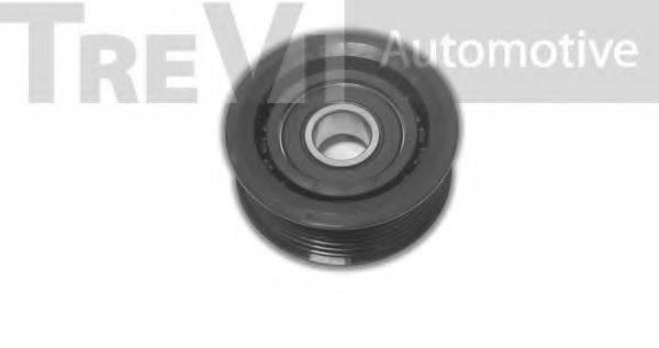 TREVI AUTOMOTIVE TA1173 Паразитный / ведущий ролик, поликлиновой ремень