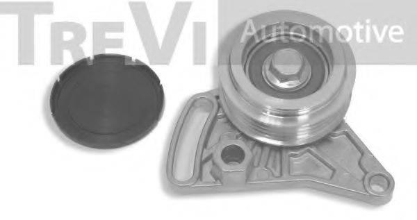 TREVI AUTOMOTIVE TA1170 Натяжной ролик, поликлиновой  ремень
