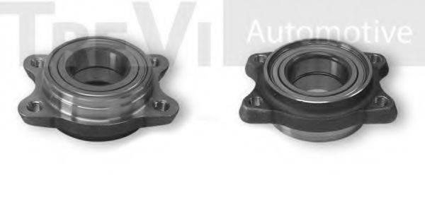 TREVI AUTOMOTIVE WB1112 Комплект подшипника ступицы колеса