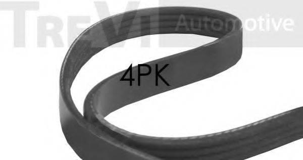 TREVI AUTOMOTIVE 4PK855 Поликлиновой ремень