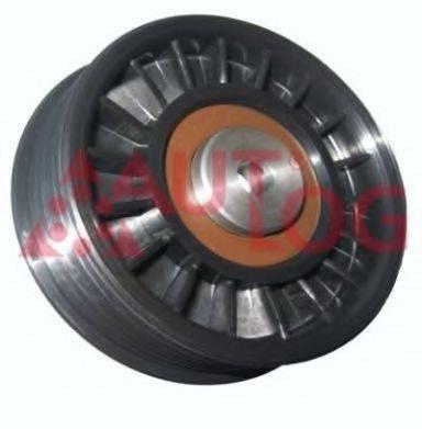 AUTLOG RT1212 Натяжной ролик, поликлиновой  ремень
