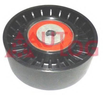 AUTLOG RT1646 Натяжной ролик, поликлиновой  ремень