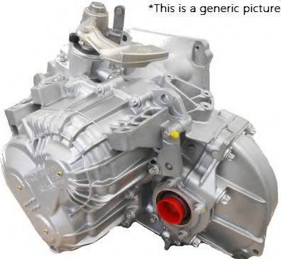 VEGE 16185339 Ступенчатая коробка передач