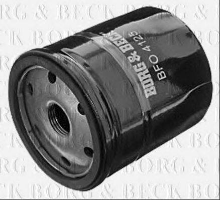 BORG & BECK BFO4125 Масляный фильтр