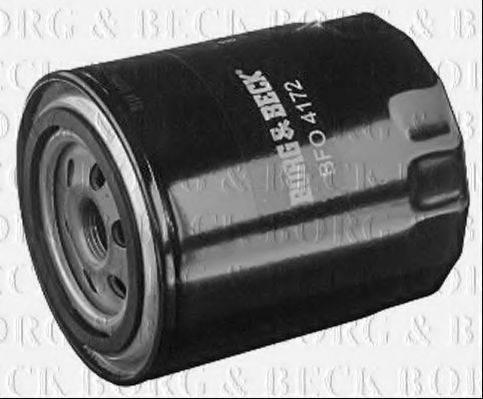 BORG & BECK BFO4172 Масляный фильтр