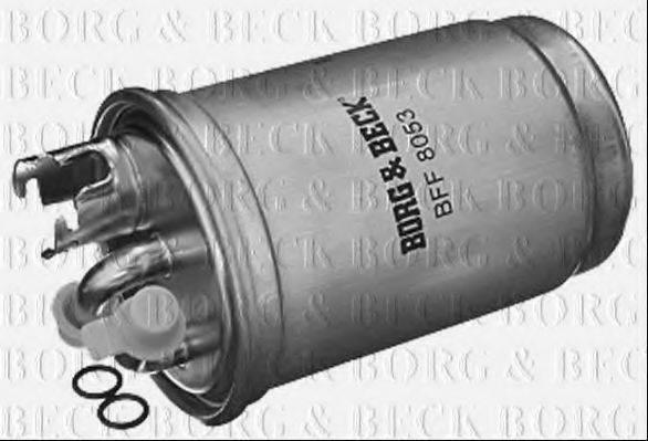 BORG & BECK BFF8053 Топливный фильтр