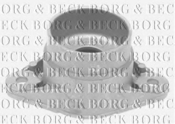 BORG & BECK BSM5221 Опора стойки амортизатора
