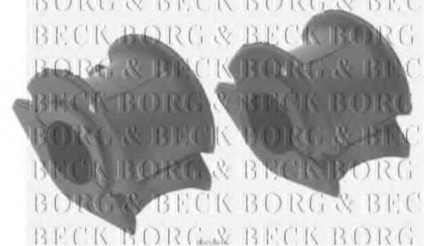 BORG & BECK BSK6094K Ремкомплект, соединительная тяга стабилизатора