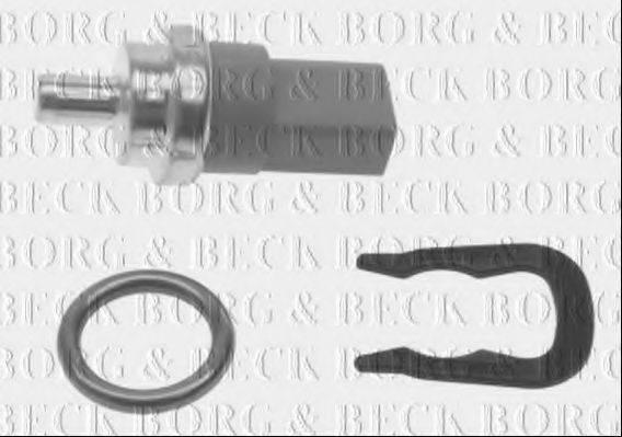 BORG & BECK BTS3028 Датчик, температура охлаждающей жидкости