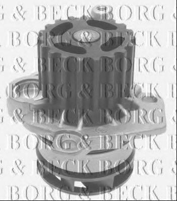 BORG & BECK BWP2069 Водяной насос