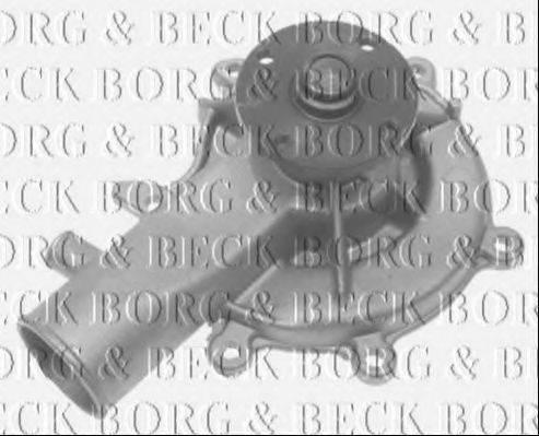BORG & BECK BWP1255 Водяной насос