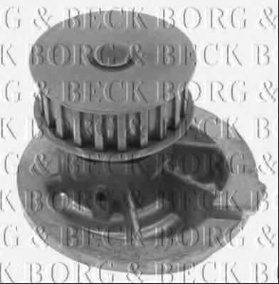 BORG & BECK BWP1261 Водяной насос